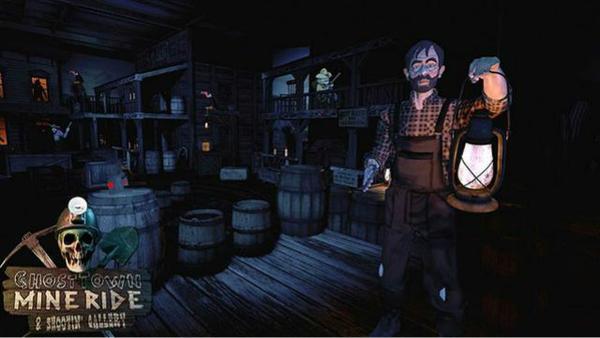逃离鬼镇3第1关攻略 Escape The Ghost Town 3第1关图文攻略