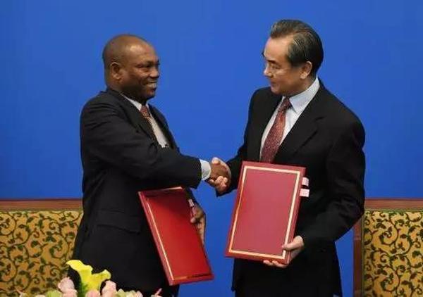 中国与圣普恢复外交关系 圣普与台断交承认一个中国原则