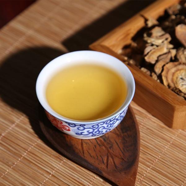 中药牛蒡茶有什么好处呢?