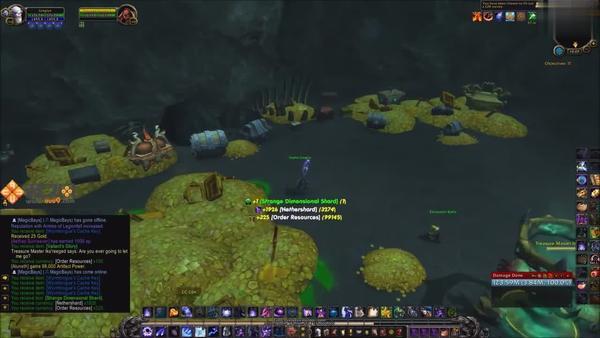 魔兽世界7.2隐藏的虫语者宝箱在哪 魔兽世界7.2隐藏的虫语者宝箱位置介绍