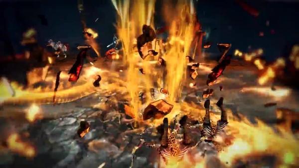 這一次顛覆3DMMO《九陽神功:起源》今日內測開啟
