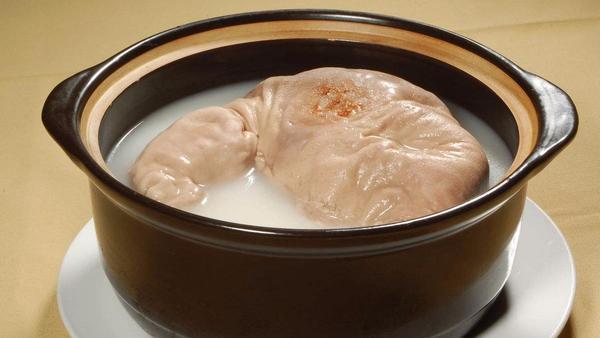 吃猪肚对胃有好处吗,吃猪肚能治胃病吗