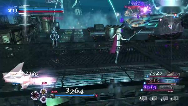 最终幻想142.5版本水晶塔黑暗世界四号BOSS黑暗之云打法