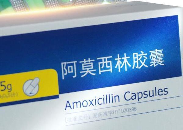 吃完阿莫西林多久可以喝酒