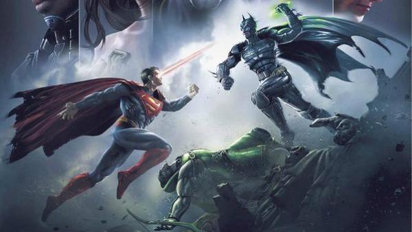 超级英雄乱斗 《不义联盟2》上架AppStore[多图]