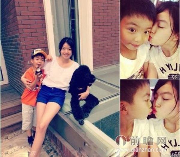 王中磊的老婆王晓蓉个人资料简历 王中磊有几个孩子
