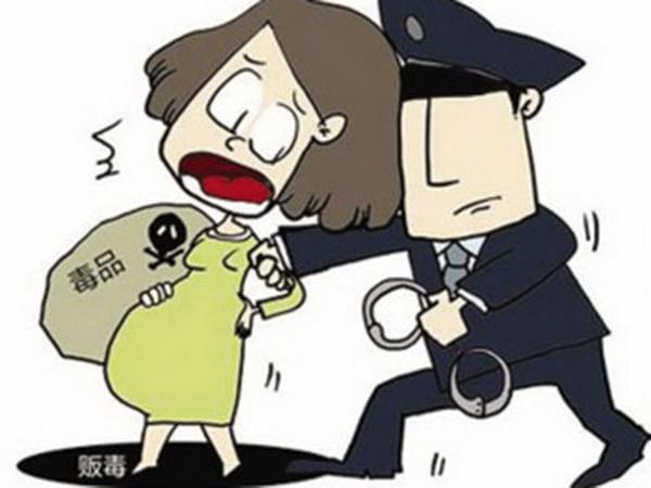 女主播私下贩毒被警方抓获 曾在网络宣传禁毒