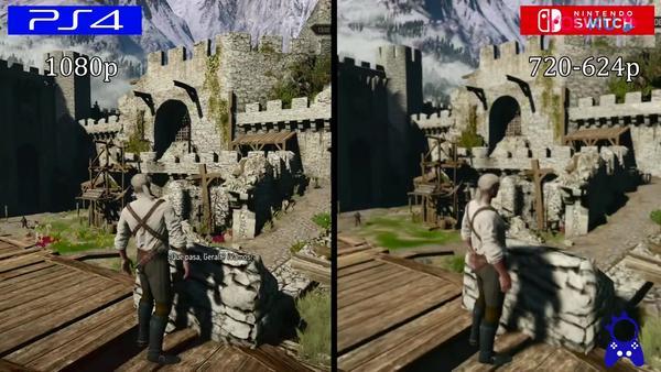 《巫师3》制作人员谈PS4画质 优化良心无须担心
