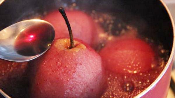 红酒香梨的做法,红酒香梨怎么做