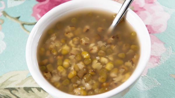 绿豆汤有泡沫还能喝吗,为什么绿豆汤会有泡沫