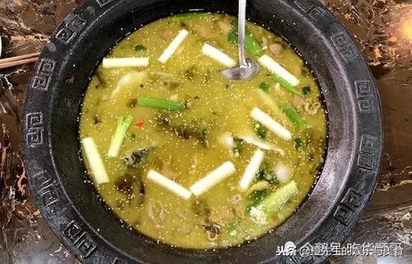 酸菜肥肠鱼的做法是什么?