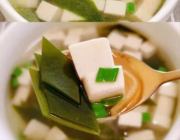 海带和豆腐能够一起吃吗