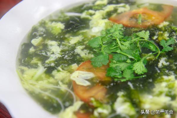 紫菜蛋花汤制作方法?