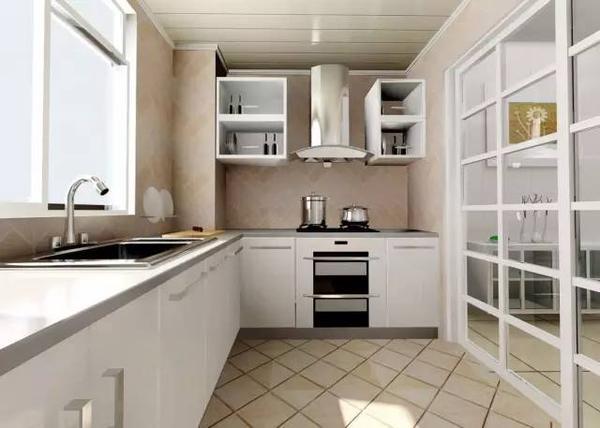 11个厨房设计的小窍门 让你爱上做饭的感觉