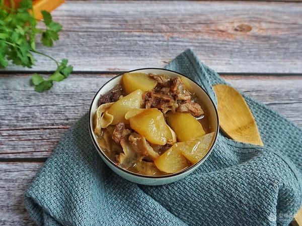 牛杂汤制作方法