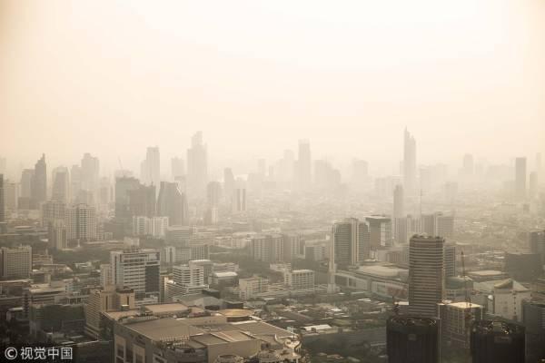 无人机消雾实验取得重大进展 可有效管理雾霾天气