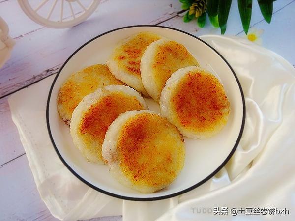 电饭锅做饼的做法及注意事项