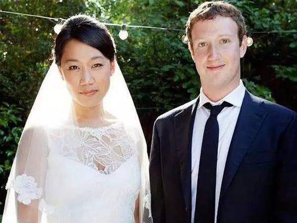 扎克伯格妻子是谁 扎克伯格妻子个人资料照片