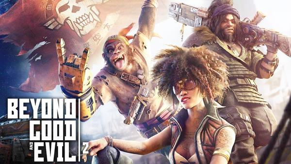 育碧动作游戏《超越善恶2》最新环境展示视频