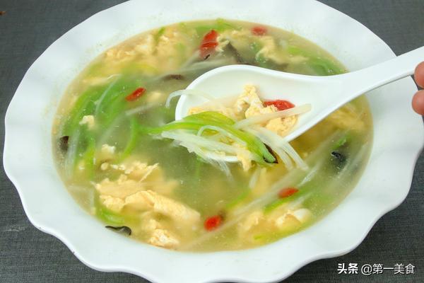 丝瓜蛋汤怎么做好吃呢