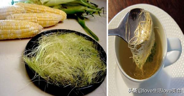 玉米须泡水喝到底减肥吗