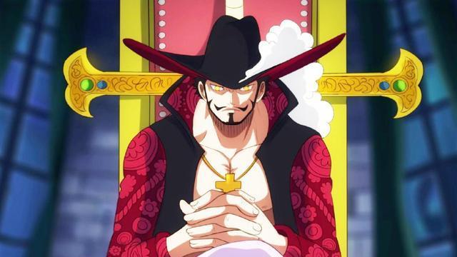 海贼王:鹰眼被剥夺第一和最强两个称号,如今连佩罗娜都保不住了