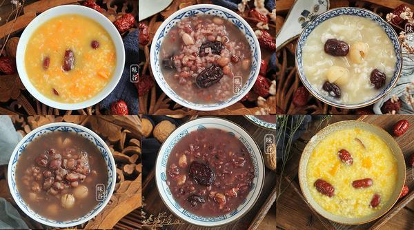 秋季食疗养生粥有哪些