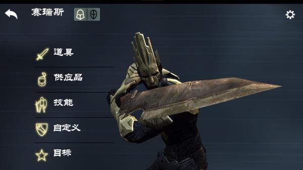 无尽之剑命运建议取消武器石头卡槽分类