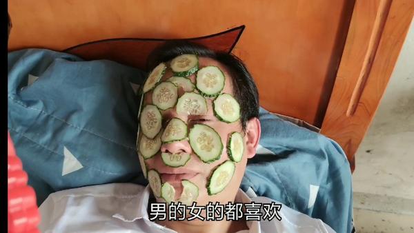 黄瓜片敷脸多长时间,黄瓜片敷脸后要洗吗