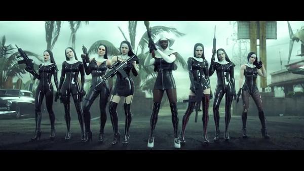 《杀手5:赦免》暴力宣传片 47精于伪装 展现暗杀艺术