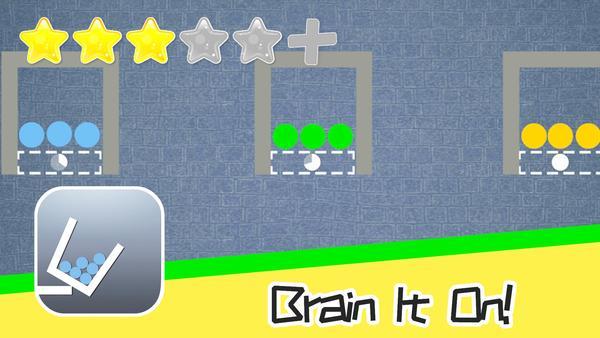 脑力风暴第31关攻略  Brain It On第31关