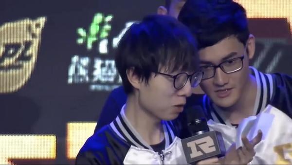 小虎只排第二 RNG選手談隊內地位排名