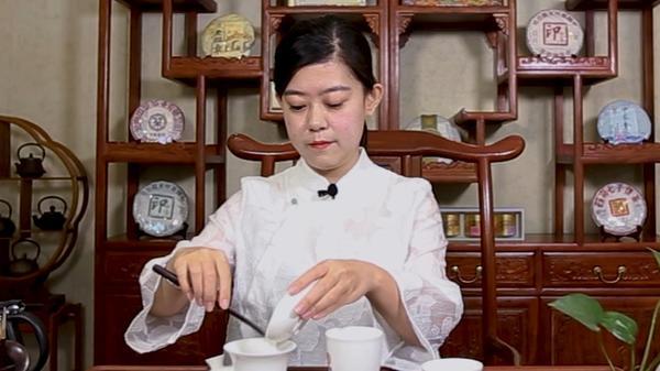 泡茶的顺序,泡茶的技巧