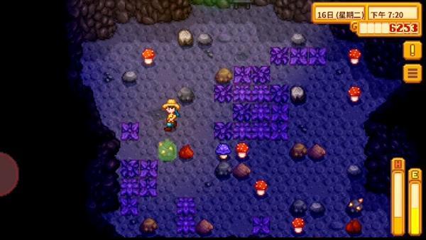 星露谷物语蘑菇洞在哪怎么开 蘑菇洞什么时候开