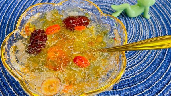 皂角米炖鸡汤的做法,皂角米炖鸡汤怎么做