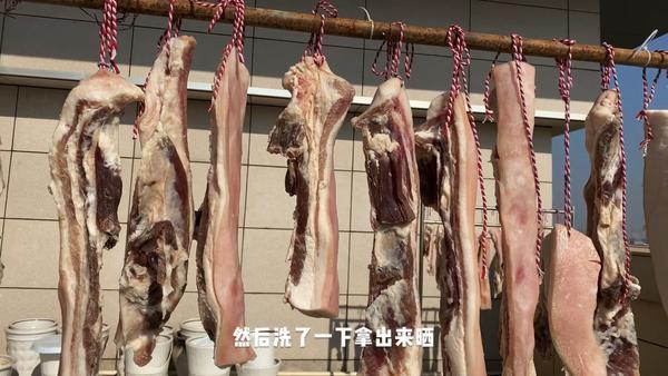 腊肉腌制几天就可以晒,腊肉腌制2天可以晾晒吗
