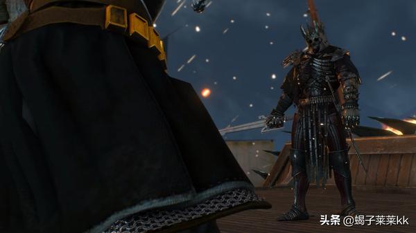 揭幕《巫师3:狂猎》研发人员大谈Boss超高景深