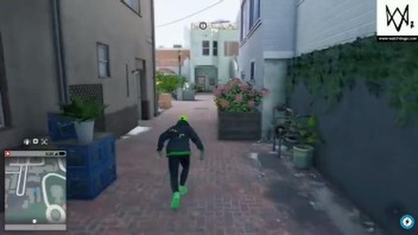 看门狗2花式跑酷动作怎么操作 看门狗2花式跑酷动作操作方法介绍