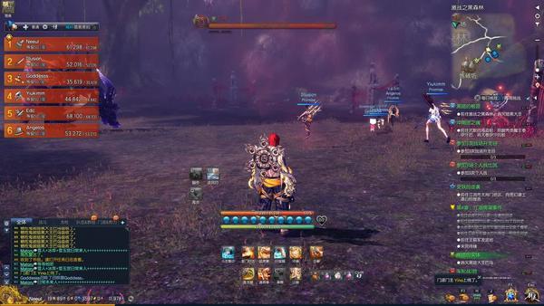 战斗吧剑灵冒险第二章黑森林如何通关