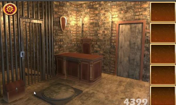 密室逃脱第二关房间1至房间5逃生攻略