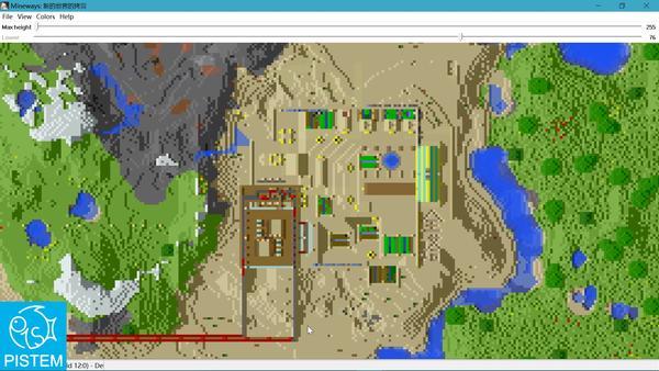 我的世界0.14.0神盾局模型建筑存档下载