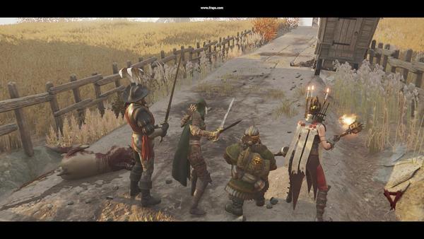 战锤末世鼠疫2跑酷通关不纳粮地图攻略 步行骑士跑酷技巧详解