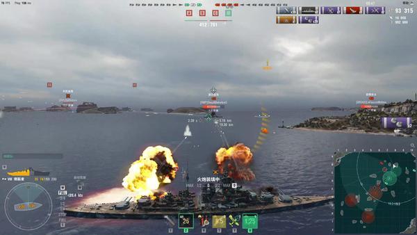 戰艦世界戰列艦怎么加點 戰列艦技能加點