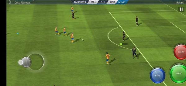 FIFA16重量和速度的完美配合视频欣赏