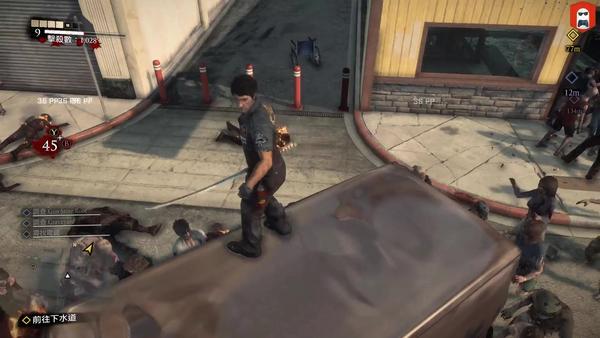 《死亡空间3》最新丧尸截图 取消通用弹药设定