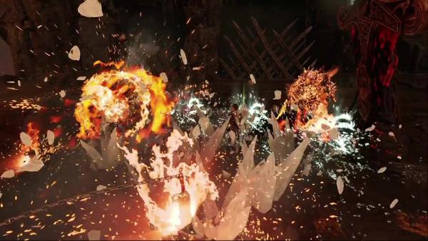 斗魂戰神狂戰士三種武器如何切換分析