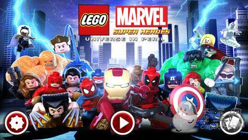 乐高漫威超级英雄可以调中文版,《乐高漫威超级英雄:宇宙危机》