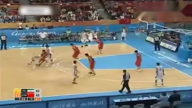 2018年亚运男篮对伊朗