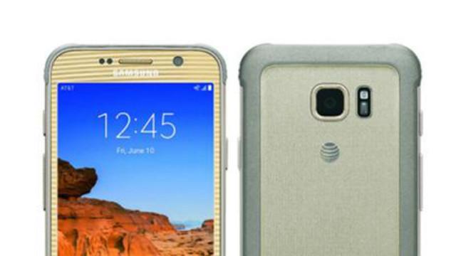 军队专用防护更强!三星Galaxy S7 Active曝光