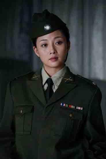 盘点老照片:历史现实中的国军女兵形象和电视剧中的差距